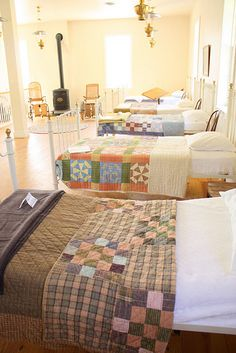 Awesome vintage quilts