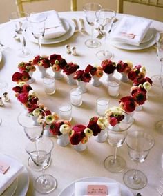 Flower Decor Ideas For Valentine Day - Real House Design