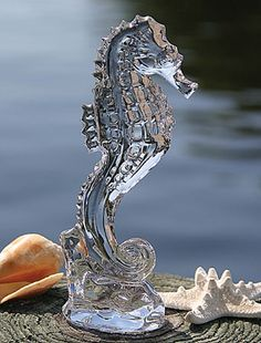 Happy Summer! Give the gift of a Waterford seahorse!