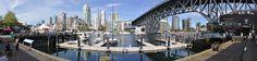 Granville Island Aquabus Ferry Dock Vancouver Vancouver Vacation, Aqua, Granville Island, Stylish Men, Opera House, Public, Building, Travel, Classy Men