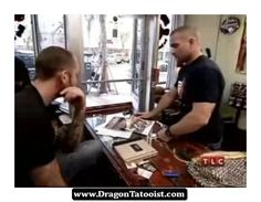 Miami Ink, Chris Garver, Dragon Tattoos, Learning, Studying, Teaching, Onderwijs