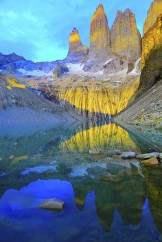Torres del Paine & L
