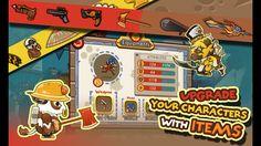 Screenshot Monster Go, Runner Games, Microsoft
