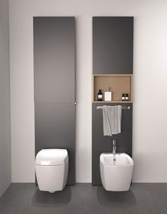 "Agape Bathrooms _ // _ You can buy Agape goods from the web by the ""AgapeStore_ www.oggetti.it "":"