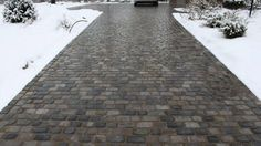 Heated Driveway Takes the Pain Out of Snow Removal | Angies List