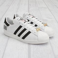 Run DMC x Adidas Superstar 80s   mom plizzz