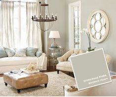 winter wood by Benjamin Moore by cora by cora