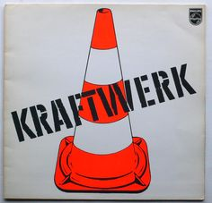 "Florian Schneider of Kraftwerk comes around 365 X 69 on Andresmusictalk! Anatomy of THE Groove: ""Ruckzuck"" by Kraftwerk Lp Cover, Vinyl Cover, Music Album Covers, Music Albums, Record Collection, My Collection, Florian Schneider, Design Art, Graphic Design"