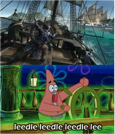 How it Feels Playing Assassin's Creed III's Naval Battles