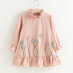 Super Sewing For Kids Clothes Little Girl Dresses Simple Ideas Newborn Fashion, Baby Outfits Newborn, Baby Girl Fashion, Kids Fashion, Baby Newborn, Fashion Clothes, Korean Fashion, Kids Outfits Girls, Girl Outfits