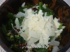 dianitas cooking: Σαλάτα Ρόκα-Παρμεζάνα με Εξαιρετική Σως Βαλσάμικο!!!!! Diy And Crafts, Cabbage, Healthy Eating, Vegetables, Blog, Eating Healthy, Healthy Nutrition, Clean Foods, Cabbages