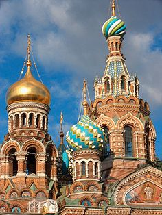 SuperStock - Church of the Bleeding Savior, Russian revival style architecture. St. Petersburg. Russia