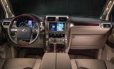 lexus 470 gx 2015