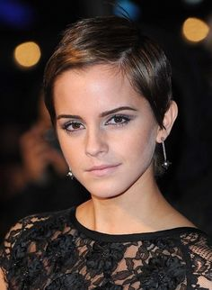 there is no question bout it when im her age i am getting this same haircut!