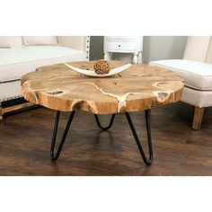 Crafted Home Arlington Round Coffee Table