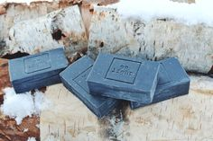 Northlore soaps