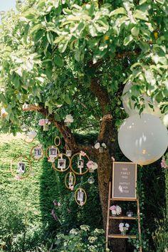 Wedding tree decoration - Rock My Wedding