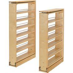 DIY Slide Out Shelves Diy Pull Out Pantry Shelves                              …                                                                                                                                                                                 More