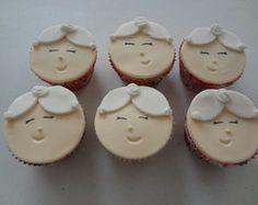 Cupcake Personalizado Vózinha