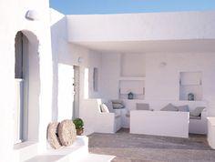 :: A windmill hotel in Kimolos island ::