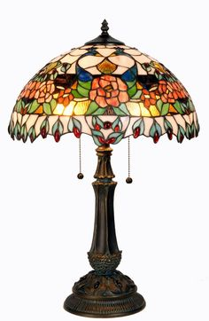 Authentic Tiffany Lamps | Tiffany table lamp 5530