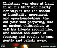 Christmas Quotes | gimmesomereads.com #Dickens #Longfellow
