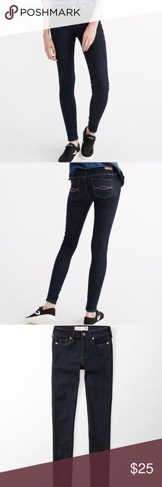 Abercrombie and fitch Skinny jeans Super comfy skinny jeans Abercrombie & Fitch Jeans Skinny