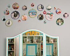 Photo Walls That Every Home Needs #Homecraft #PhotoWall