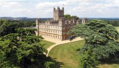 Highclere Castle, Berkshire, England