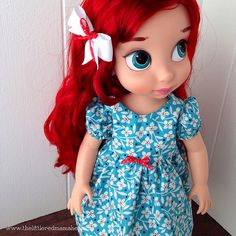 Disney Animators Collection Ariel