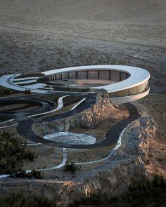 Minimalist Architecture, Japanese Architecture, Futuristic Architecture, Sustainable Architecture, Beautiful Architecture, Interior Architecture, David Laroche, Mexico Destinations, Religious Studies