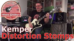 Kemper Distortion Stomps