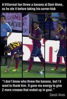 with a Story on Dani Alves oh Dani Alves!Dani Alves oh Dani Alves! Funny Soccer Pictures, Funny Soccer Memes, Football Memes, Funny Photos, Funny Memes, Hilarious, Football Players, Soccer Humor, Soccer Gifs