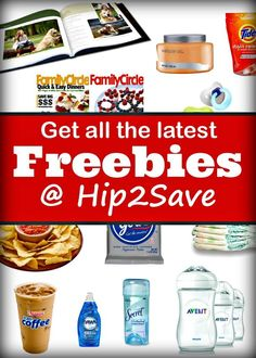 Wondering how you can get more freebies? This is an updated list of freebies you can get...items include free apps, freebies for babies and kids, food freebies and samples. Check it out at http://hip2save.com/category/freebies