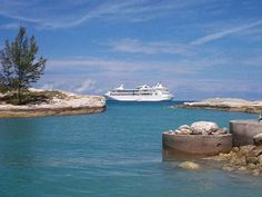 Coco Cay Bahamas (our first cruise)