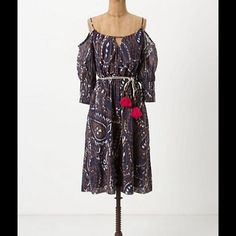 Anthropologie  dress . 24hour FLASH SALE 🎉🎉🎉 Great condition new /price for sale / will fit small to M size 2-4 / Ready to ship soon @ your purchase . NWOT never worn . Anthropologie Dresses