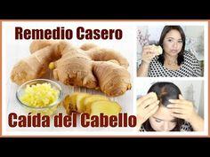 CAIDA DEL CABELLO Y CASPA/ SOLUCION COMPROBADA - YouTube