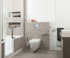 Best inloopdouche images powder room toilet and