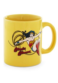 Great Mother's Day gift! Wonder Woman Mug ($12.99)
