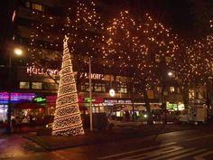 Kerst in Berlijn - Kurfürstendamm ademt kerstsfeer.