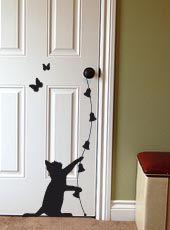 porte Deco Chambre Enfant, Papier Peint & Stickers Enfants, Lampes & Mobilier - Les Contemplatives