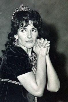 La Divina Maria Callas #FloriaTosca #MariaCallas #Puccini