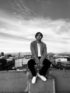 Jungkook and taehyung are friends. Jungkook doesn't understand the co… Daegu, K Pop, Foto Bts, Taemin, Bts Bangtan Boy, Bts Boys, Oppa Gangnam Style, V Bts Cute, V Instagram