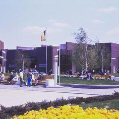 Le pavillon de la Belgique lors de l'Expo67. #Montreal #jesuisbrussels #bruxelles #expo67 proposmontreal.com