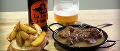 Estofado de ternera con cerveza artesanal - El Aderezo - Blog de Recetas de Cocina