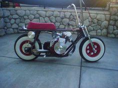 Custom Mini Bike