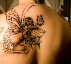sexy fairy tattoos - Google Search