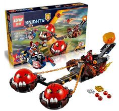 2016 New Arrivals LEPIN Blocks Knights Beast Master's Chaos Chariot Minifigures Buildable Figures Compatible Nexus Legoe-in Blocks from Toys & Hobbies on Aliexpress.com | Alibaba Group