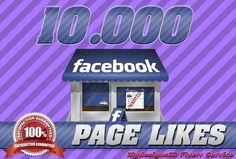 10000 Real Facebook Fan Page Likes. Best Facebook Likes Service. Click the Image buy for 5$ #pagelikes #likes #facebook