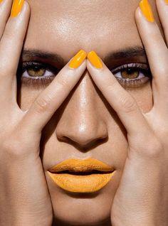 Orange...Gavin O'Neill